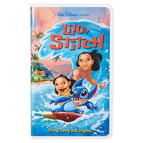 Disney Lilo & Stitch ''VHS Case'' Journal