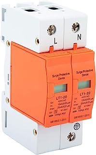 2P 10kA-20kA 420v AC Low-voltage Arrester Device, Surge Protective Device