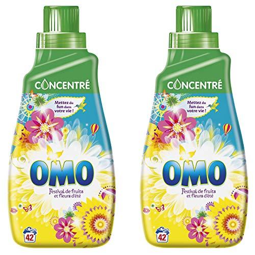 OMO Sommerduft Flüssigwaschmittel