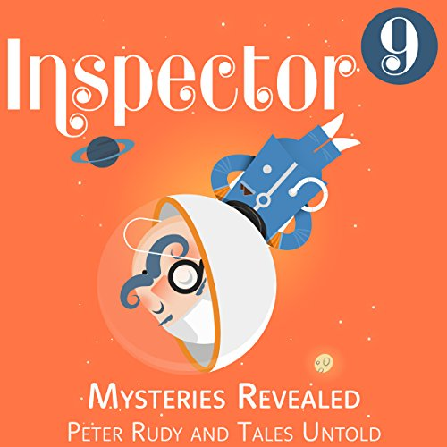 Inspector 9: Mysteries Revealed audiobook cover art