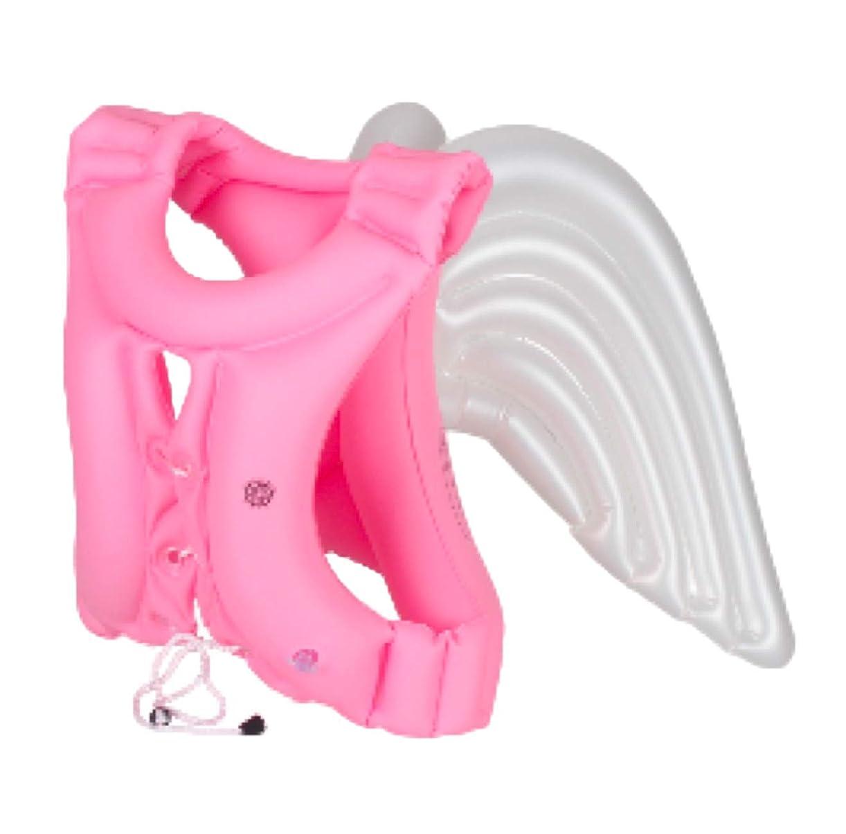 歌手考案するパスポートBEATONJAPAN 浮輪 大人 子供 ベスト 胴衣 天使の羽根 羽 かわいい ビーチ プール サップ マリンスポーツ 大流行 インスタ映え