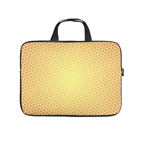 Funda para portátil con diseño abstracto y colorido para portátil, resistente a los arañazos y a la medida