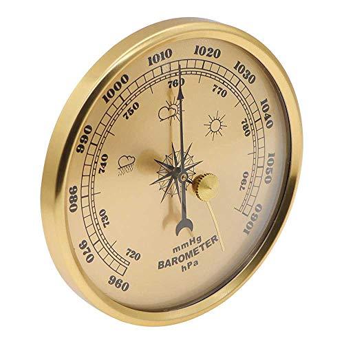 LKJsagd Barómetro aneroide Barómetro de Humedad Higrómetro Termómetro