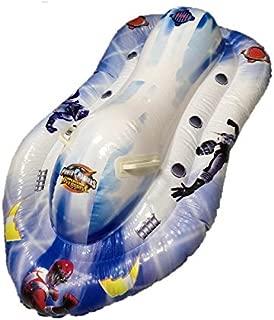 Moto de agua hinchable Power Rangers 120 x 74 cm playa ...