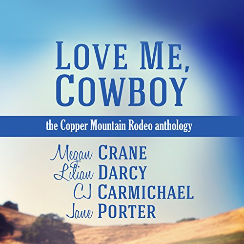 Love Me, Cowboy audiobook cover art