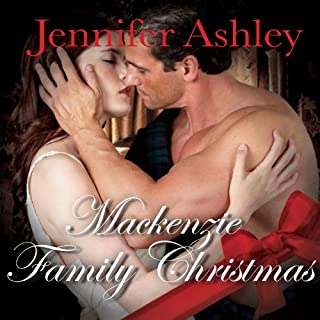 A Mackenzie Family Christmas: The Perfect Gift audiobook cover art