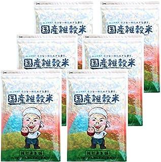 雑穀 雑穀米 国産 栄養満点23穀米 3kg(500g×6袋) 国内産 もち麦 黒米 送料無料※一部地域を除く 雑穀米本舗