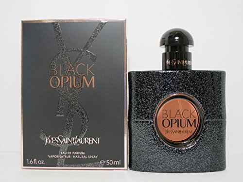 Yves Saint Laurent Black Opium Eau De Parfum for Women 1.7 oz