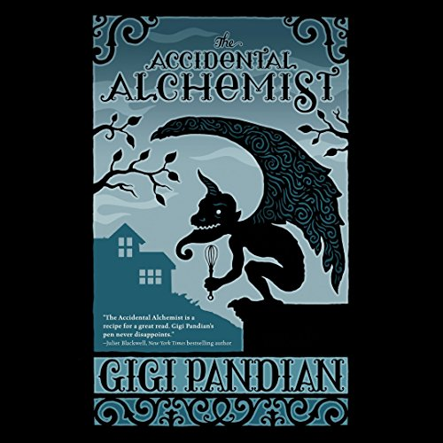 The Accidental Alchemist cover art