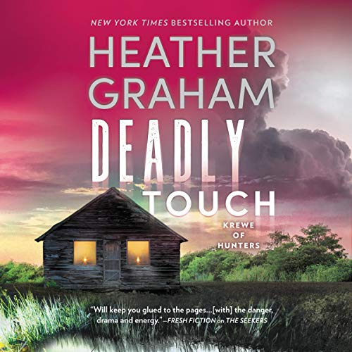 Deadly Touch audiobook cover art