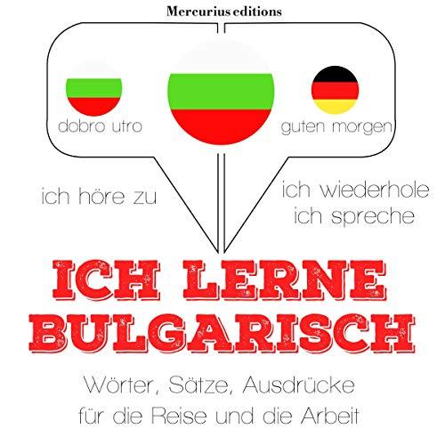Ich lerne Bulgarisch Titelbild