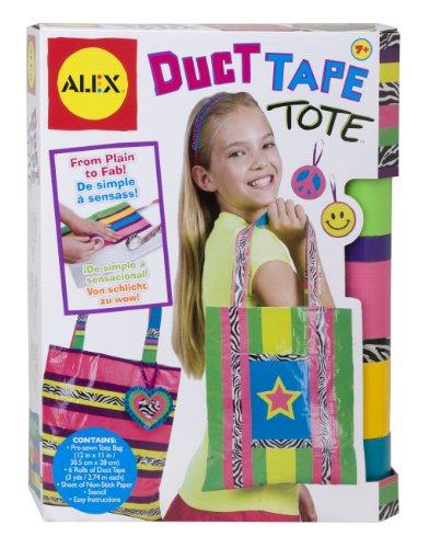 Alex Toys Diy Wear - 768w - Décore Ton Sac En Ruban Adhésif