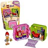 LEGO Friends - Cubo Tienda de Juegos de Emma Caja de Juguete, con Minifigura de Emma y su Mascota, Set Recomendado para Niñas y Niños a partir de 6 años, Multicolor , color/modelo surtido