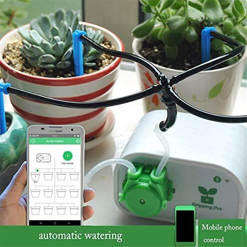 Potplant Automatische Replenishment, Vakantie Plant Watering, Bluetooth en gecontroleerd door Mobile Phone App voor Indoor Tuin, Potplanten