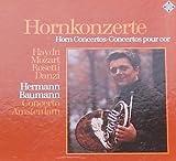 Hornkonzerte, Horn Concertos, (VINYL-BOX) - Hermann Baumann