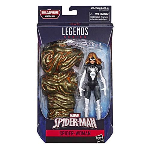 Spider-Man Infinite Legends Spider Woman (Hasbro E3959CB0) , color/modelo surtido