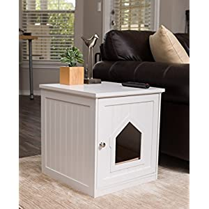 Litter box furniture for your Cat's Litter Box