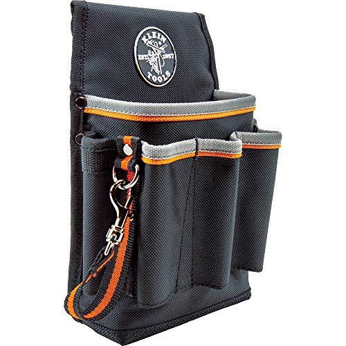 Tradesman Pro 6-Pocket Tool Pouch,6-3/4'W 4'D