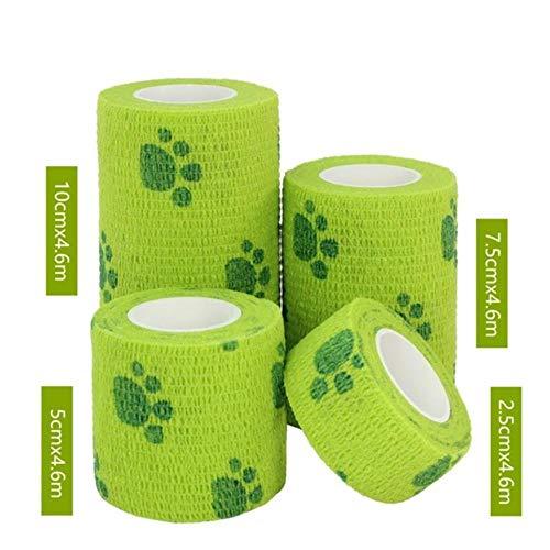 DAIN Sport Tape Wasserdicht Selbstklebende elastische Bandage Muskelband Fingergelenke Wrap Bandage, multi, Large