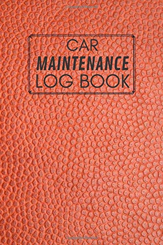 Car Maintenance Log Book: Vehicle Maintenance Record Book | 6x9 inches, 109 pages | Gift for Car Owners Driver Motocycle Owners Teen Drivers