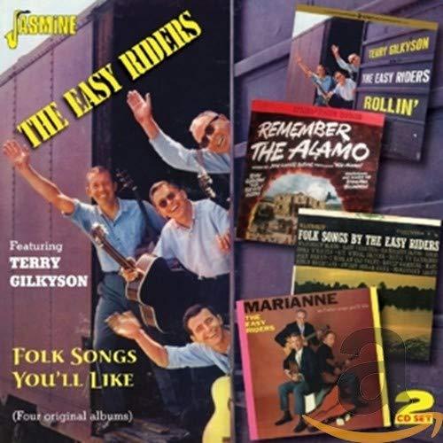 Folk Songs You\'ll Like [Import]