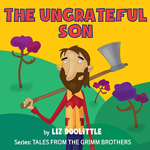The Ungrateful Son cover art