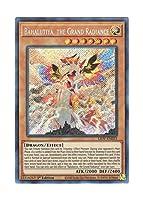 遊戯王 英語版 LIOV-EN023 Bahalutiya, the Grand Radiance 光の天穿バハルティヤ (シークレットレア) 1st Edition
