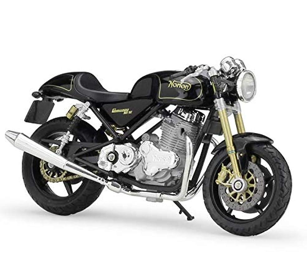 教授確認パーフェルビッドウィリー 1/18 ノートン コマンド 961 SE スポーツ Welly 1/18 Norton Commando 961 SE オートバイ Motorcycle バイク Bike Model ロードバイク