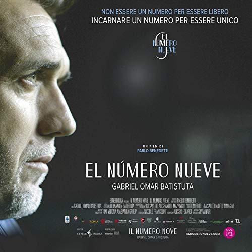 Numero Nueve (El): Gabriel Omar Batistuta (DVD)
