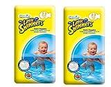 Pannolini huggies per mare piscina bambini 3-8 kg 24 PANNOLINI