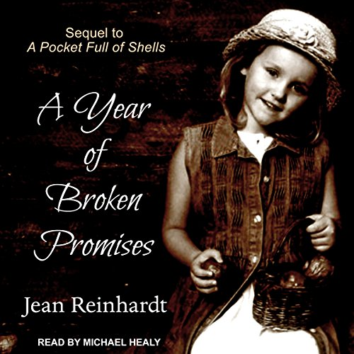 A Year of Broken Promises audiobook cover art