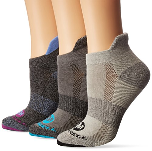 Merrell Women's Cushioned Low Cut Socks