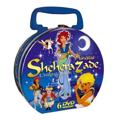 Princesse Sheherazade - Saison 1 (französisch) (6 DVDs)