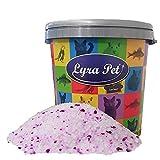 Lyra Pet® 6 x 5 L = 30 L Lyra Power Silikat Cat klumpend Katzenstreu + 30 L Tonne