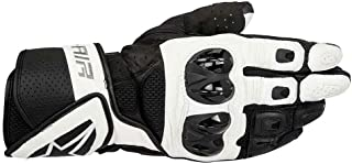 Alpinestars SP Air Mens Motorcycle Gloves - Black/White - Medium