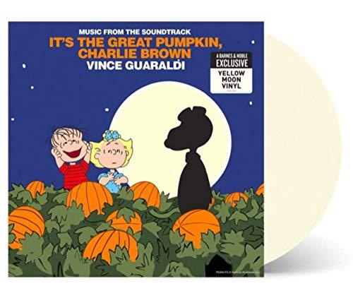 Vince Guaraldi - It's the Great Pumpkin, Charlie Brown Yellow Moon Vinyl LP