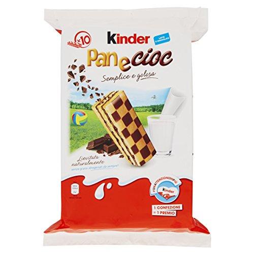 6x Kinder Ferrero panecioc 10x Kuchen mit Schokolade 30 gr kekse riegel cookies