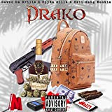 Drako (feat. Hell Gang Nootie, Spyda Zilla & Daveo Da Drilla) [Explicit]