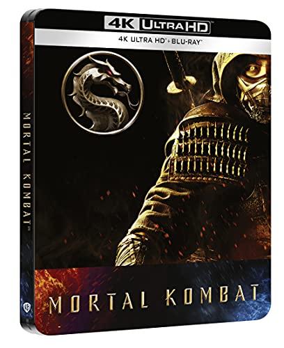 Mortal Kombat (2021) - Steelbook 4k UHD + Blu-ray [Blu-ray]