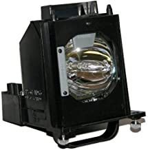 WD-73837 Mitsubishi DLP TV Lamp Replacement. Projection Lamp with Genuine Original Osram P-VIP Bulb Inside.