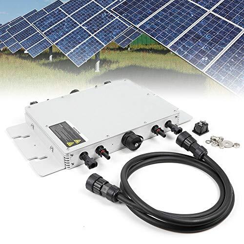 1200W Solar Micro PV Inverter Modul Wechselrichter IP65 Wasserdicht