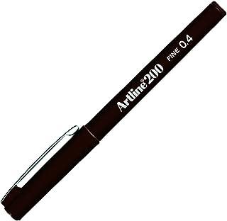Artline 200 Technical Drawing Fineliner - Dark Brown