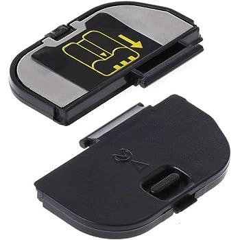 (2PCS) Battery Door Cover Lid Cap Repair Part for Nikon D90 D80 D50 D70 D70S Camera