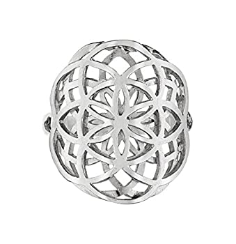 Best flower of life ring Reviews