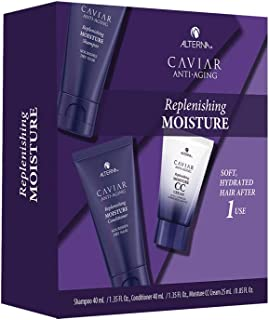 Caviar Anti-Aging by Alterna Replenishing Moisture Trial Kit