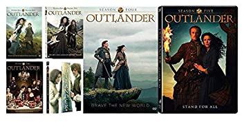 Outlander  The Complete Series Season 1-5 DVD