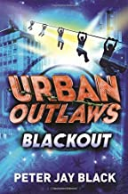 Blackout (Urban Outlaws) by Peter Jay Black (2-Jun-2015) Hardcover
