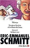 Schmitt, coffret de 3 volumes - Oscar et la Dame en rose - Monsieur Ibrahim - Milarepa