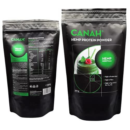 Poudre de Protéine de Chanvre (500 grams)