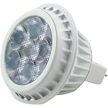 Bulbrite Dimmable 8W 5000K 25/° MR16 LED Bulb GU5.3 Base